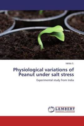 Physiological variations of Peanut under salt stress