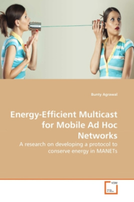Energy-Efficient Multicast for Mobile Ad Hoc Networks