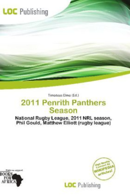 2011 Penrith Panthers Season