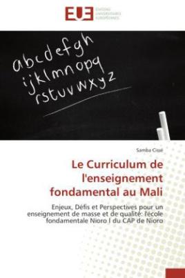 Le Curriculum de l'enseignement fondamental au Mali