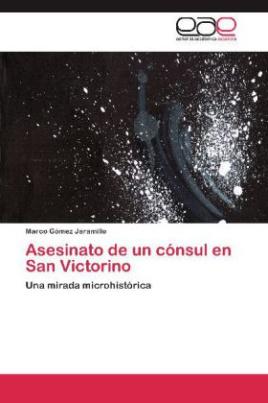Asesinato de un cónsul en San Victorino