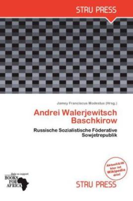 Andrei Walerjewitsch Baschkirow