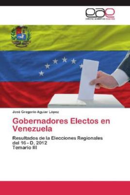 Gobernadores Electos en Venezuela