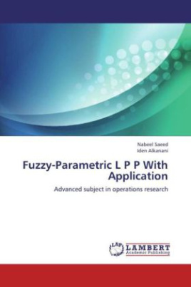Fuzzy-Parametric L P P With Application