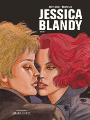 Jessica Blandy - Die Grenze / Der Mann mit der Mundharmonika / Zimmer 27 / Die Hüter