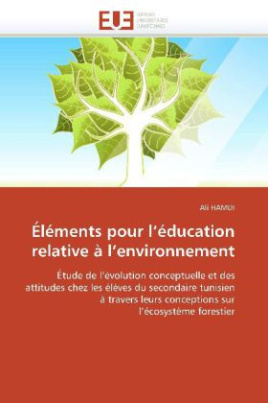 Éléments pour l'éducation relative à l'environnement