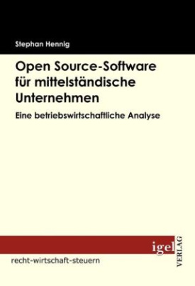 Open source-Software für mittelständische Unternehmen