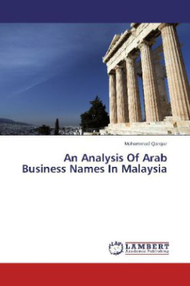 An Analysis Of Arab Business Names In Malaysia