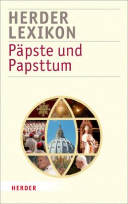 Herder Lexikon Päpste und Papsttum