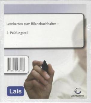 Lernkarten zum Bilanzbuchhalter - 2. Prüfungsteil