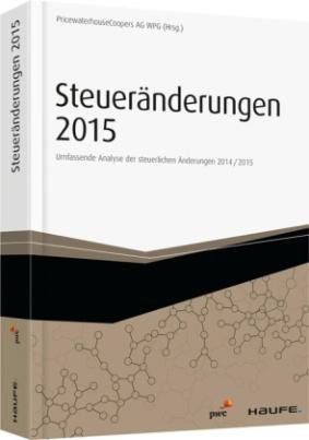 Steueränderungen 2015