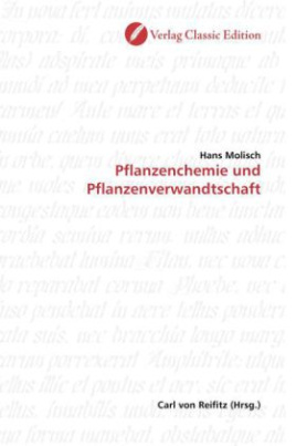 Pflanzenchemie und Pflanzenverwandtschaft