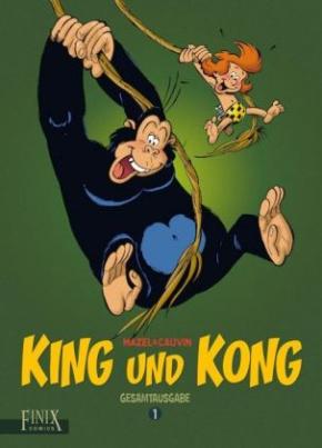 King und Kong Gesamtausgabe. Bd.1