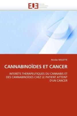 CANNABINOÏDES ET CANCER