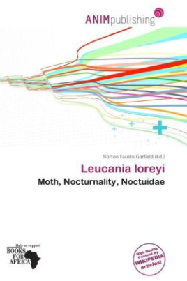 Leucania loreyi