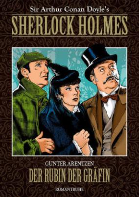 Sherlock Holmes - Der Rubin der Gräfin