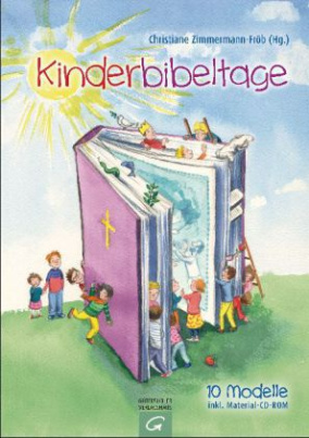Kinderbibeltage, m. CD-ROM