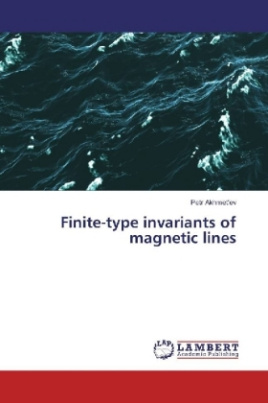 Finite-type invariants of magnetic lines