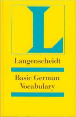 Langenscheidt Basic German Vocabulary