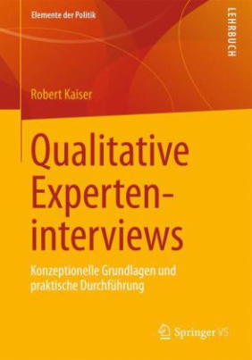 Qualitative Experteninterviews