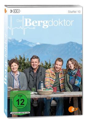 Der Bergdoktor - Staffel 10
