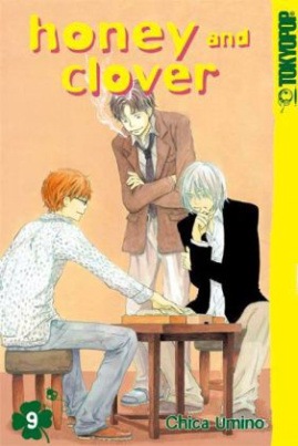 Honey and Clover. Bd.9