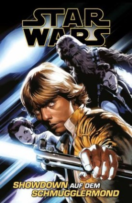 Star Wars Comics: Showdown auf dem Schmugglermond