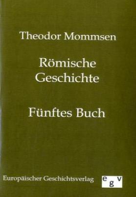 Römische Geschichte. Buch.5
