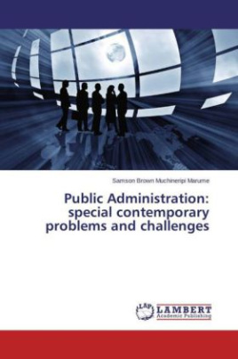 Public Administration: special contemporary problems and challenges