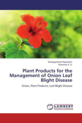 Plant Products for the Management of Onion Leaf Blight Disease