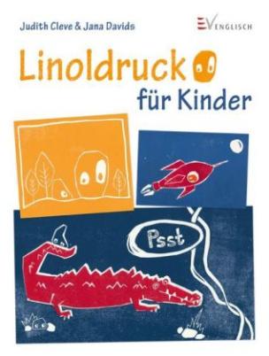 Linoldruck für Kinder