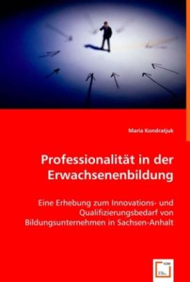 Professionalität in der Erwachsenenbildung
