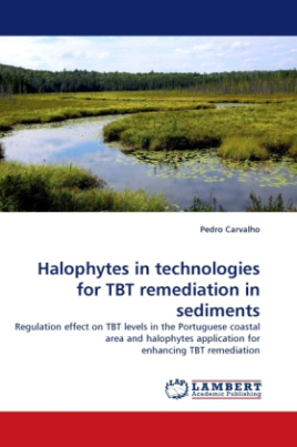 Halophytes in technologies for TBT remediation in sediments