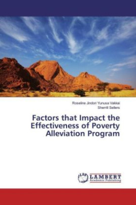 Factors that Impact the Effectiveness of Poverty Alleviation Program