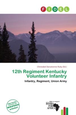 12th Regiment Kentucky Volunteer Infantry