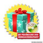Ihr persönliches DVD-Überraschungspaket (3DVD) - vom Umtausch ausgeschlossen -