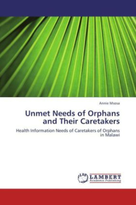 Unmet Needs of Orphans and Their Caretakers