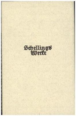 Schriften zur Naturphilosophie 1799-1801