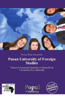Pusan University of Foreign Studies