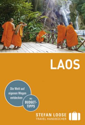 Stefan Loose Travel Handbücher Reiseführer Laos
