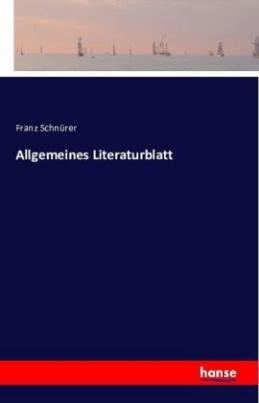 Allgemeines Literaturblatt