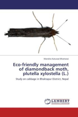Eco-friendly management of diamondback moth, plutella xylostella (L.)
