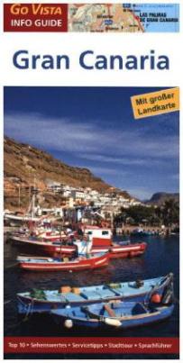 Go Vista Info Guide Regionenführer Gran Canaria