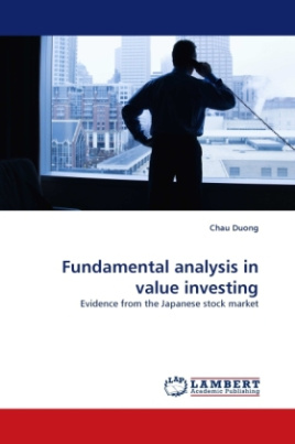 Fundamental analysis in value investing