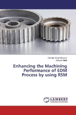Enhancing the Machining Performance of EDM Process by using RSM