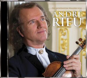 Die schönsten Walzer von André Rieu