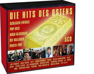 DDR-Gold - Die Hits des Ostens (5CD)
