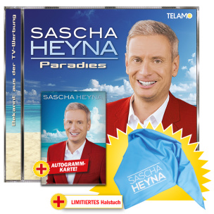 Paradies + LIMITIERTES Halstuch & Autogrammkarte