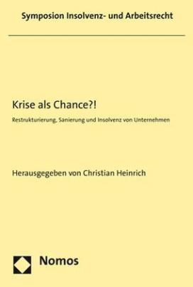 Krise als Chance?!