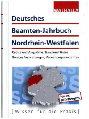 Deutsches Beamten-Jahrbuch Nordrhein-Westfalen, Ausgabe 2017